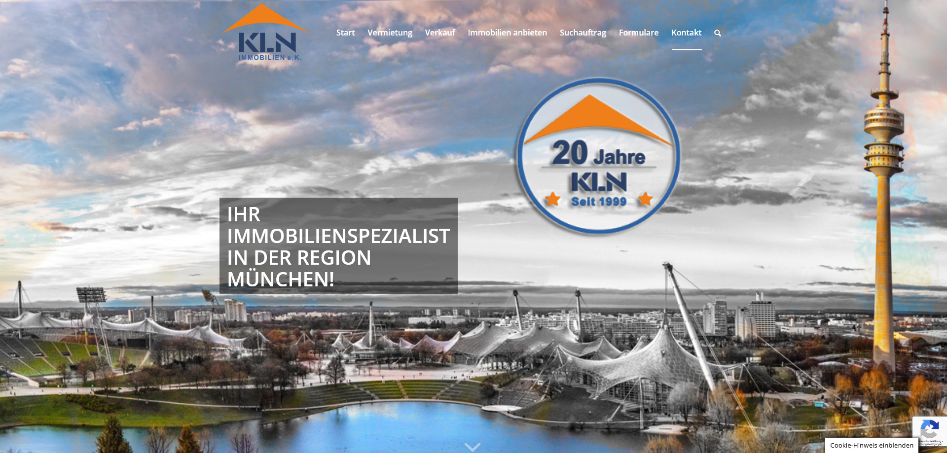 KLN Immobilien München made by kindshuber