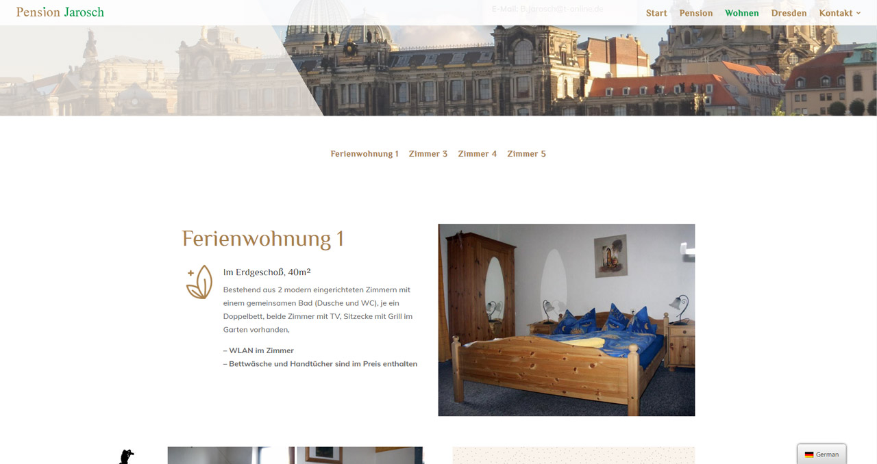 Pension Jarosch Dresden